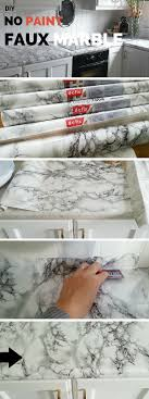 Small Picture 7 Easy Countertop DIY Tutorials to Revamp Your Kitchen DIY