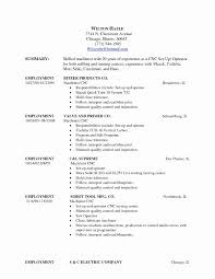 New Construction Equipment Operator Sample Resume Resume Sample
