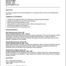 Ccna Resume Format It Resume Cover Letter Sample