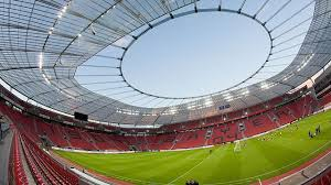 The stadium is therefore best reached from the a3. Bayer Leverkusen Bayarena Stadium Guide German Grounds Football Stadiums Co Uk