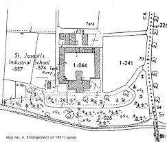 St joseph's industrial school buildings plan