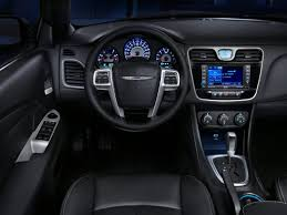 2014 chrysler 200 interior. 2014 chrysler 200 convertible touring 2dr interior c