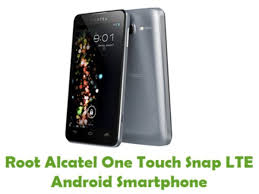 How To Root Alcatel One Touch Snap LTE ...