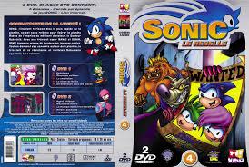 Pack 01 Sonic Dvd Kids Portfolio A P