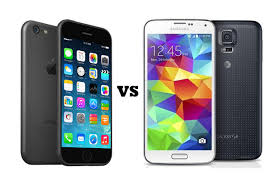 iphone or samsung. iphone or samsung