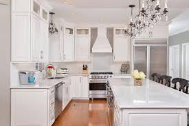 kitchen countertops quartz white cabinets. Bright-Your-Kitchen-With-Sparkling-White-Quartz-Countertop12 Sparkling Kitchen Countertops Quartz White Cabinets I