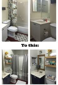 Cheap Bathroom Makeover Inspiration When She Told Us She Spent 48 On Her Bathroom Makeover We Weren't