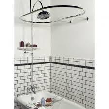 creative home design curious brilliant clawfoot bathtub shower curtain rod curtains design inside for equable