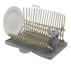 Wooden Plate Racks For Kitchens Kitchen Fresh High And Dry Dish Rack With Unique Style Also Wood