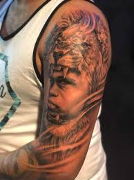 Big Brother Gets Tattoo Of Little Brother With Down Syndrome On Arm