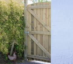 grange arched featheredge 3ft x 6ft gate