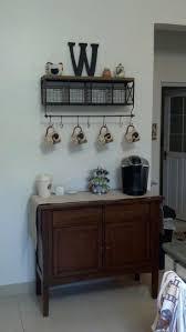 Kitchen Coffee Bar Coffee Bar Ideas For Your Kitchen Sortrachen 736 X 1305 Miserv