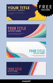 Design Photo Free Download Download Free Modern Business Banner Templates At Rawpixel