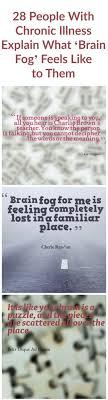 best ideas about sleeping pills tea for sleep 28 people chronic illness explain what brain fog feels like to them