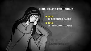 honour killing rising at an exponential rate in  honour killing rising at an exponential rate in