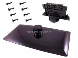 lg tv stand. *new* genuine lg 42ld450-za tv stand base, supporter and 8 x screws lg tv