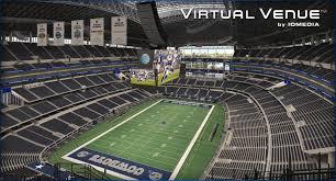 Dallas Cowboys Virtual Seat Map Elcho Table