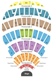 Hollywood Bowl Tickets Concerts In La 2020 Seating Chart