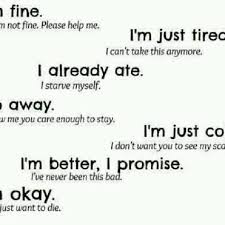 40 Best Ana Quotes Images On Pinterest Thoughts Anorexia And Feelings Fascinating Pro Ana Quotes