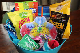 teacher gift teacher gift to put the gift baskets