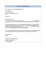 002 Professional Email Example Formal Template Examples