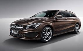 Zo ziet de Mercedes CLA Shooting Brake er als AMG Line uit.