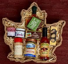 taste of vermont gift basket