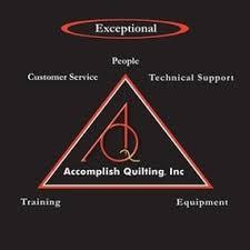 Accomplish Quilting - Accomplish Quilting Longarm Dealer & Accomplish Quilting Service Adamdwight.com