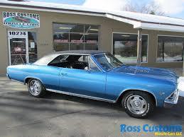 SOLD SOLD – 1966 Chevrolet Chevelle SS 396 Â« Ross Customs