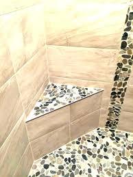 tile shower bench tile shower seat tiled shower benches tile shower seat stone shower bench river
