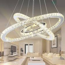 35 ideas of ring chandelier living magnificent crystal ring chandelier 3