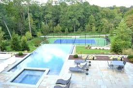 infinity pool cost backyard pool cost ideas infinity pool cost fiberglass pool cost zero edge pool