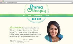 Children S Author Website Design Authors Websites Archives Apt Design