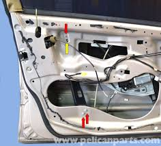 mercedes benz w203 front door lock removal 2001 2007 c230 c280 large image extra large image