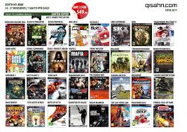 sony playstation games. sitex 2011 price list image brochure of qisahn sony playstation 3 ps3 games, overlord raising. « games -