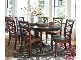 ashley furniture round dining table. Ashley Furniture Porter7-Piece Round Dining Table Set A