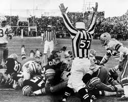 「1967 first super bowl in los Angeles」の画像検索結果