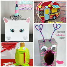 How To Decorate A Valentine Box The Cutest Valentine Boxes that Kids will Love Crafty Morning 33