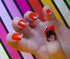 Decorative Nail Art Designs A Clockwork Orange by KayleighOC on deviantART Fun Nail Designs 96