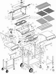 Grill model 944 44 crown 40 genuine broil king factory replacement parts