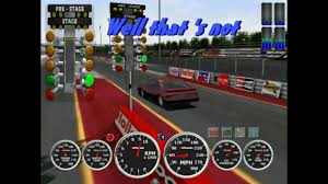 ihra drag racing game for the pc youtube