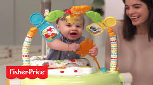 is your baby ready for a jumperoo fisher