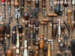 overview of the leather craft tools list