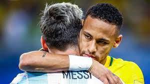 نيمار يهاجم مشجعين برازيليين قرروا تشجيع الأرجنتين في نهائي الكوبا