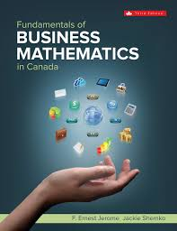 business math fundamentals of business mathematics in canada f ernest