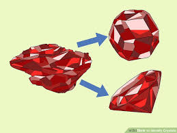 Crystal Identification Chart Pictures Simple Ways To Identify Crystals 11 Steps With Pictures