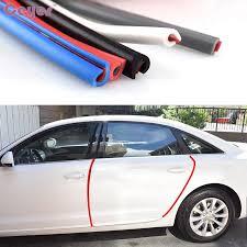 8m car door rubber per strips door edge protection strip per protection car door anti scratch