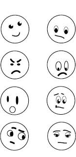 Small Picture 123 best Emoticons Feeling Faces images on Pinterest Feelings