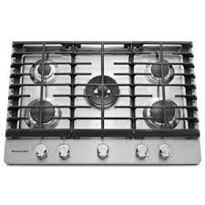 kitchenaid gas cooktop user manual