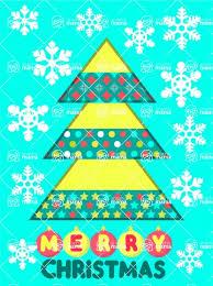 Christmas Card Vector Graphics Maker Design Bundle